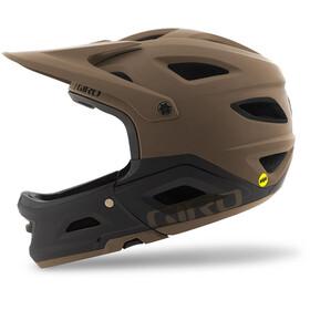 Giro Switchblade MIPS casco per bici marrone